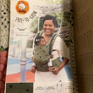 Tula Free-To-Grow Baby Carrier Soar